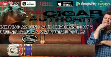 Jokes and Smokes with Comedian Tony V
