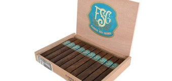 Drew Estate Announces Shipping of FSG Trunk Press LE