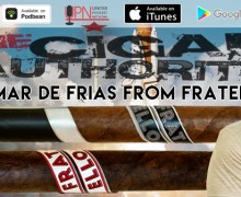 Blasting Off With Omar de Frias From Fratello Cigars