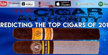 VODCast: A Look at Cigar Bans & Predicting The Top Cigars of 2018
