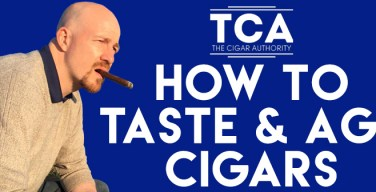 VODCast: How to Taste & Age Cigars