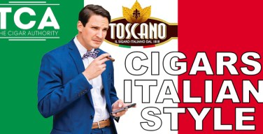 Vodcast: Cigars Italian Style with Michael Cappellini of Toscano Cigars