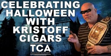 VODCast: Celebrating Halloween With Kristoff Cigars