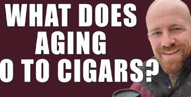 VODCast: What Does Aging Do To Cigars?