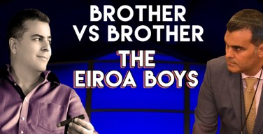 VODCast: Brother + Brother – The Eiroa Boys