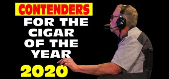 VODCast: Contenders For Cigar of the Year 2020