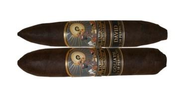 Tabernacle David & Goliath Cigar Review