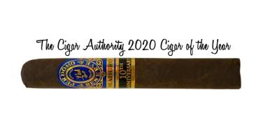 2020 Cigar of the Year: Perdomo Reserve 10th Anniversary Maduro