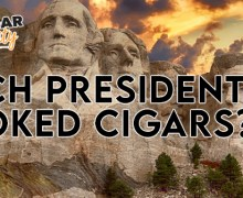 VODCast: Which Presidents Smoked Cigars?