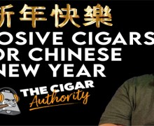 VODCast: Explosive Cigars for Chinese New Year