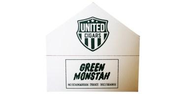 United Cigars Releasing Green Monstah Stadium Series