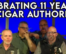 VODCast: The Cigar Authority Celebrates Their 11th Anniversary