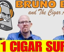 VODCast: Bruno the Bell & The 2021 Cigar Survey!