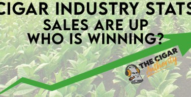 PODCast: Cigar Industry Stats – The After Show