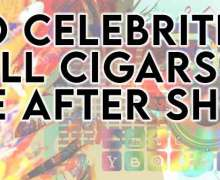 Do Celebrities Sell Cigars? – The After Show