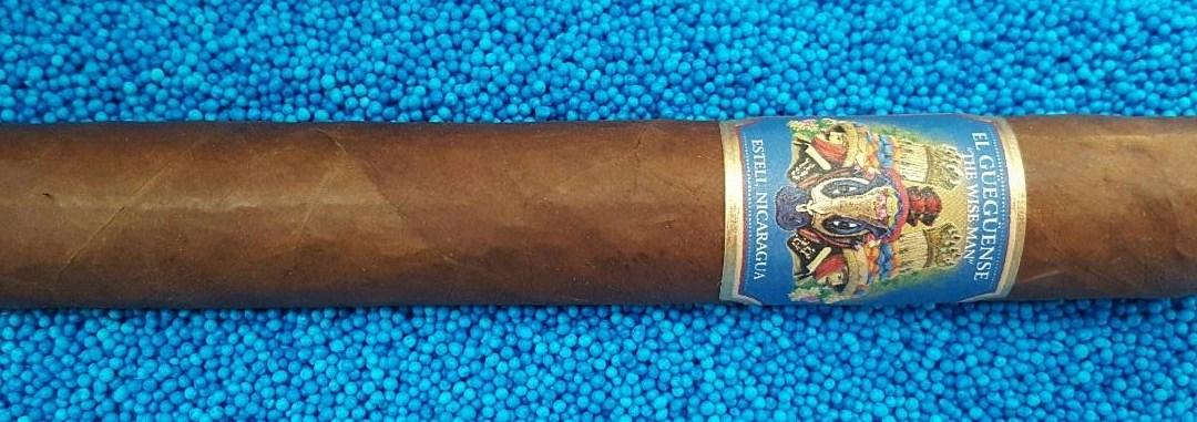 Cigar Review #5: Foundation Cigar Company El Güegüense (The Wise Man) Torpedo