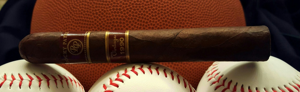 Cigar Review #9: Rocky Patel Vintage 1990 Robusto