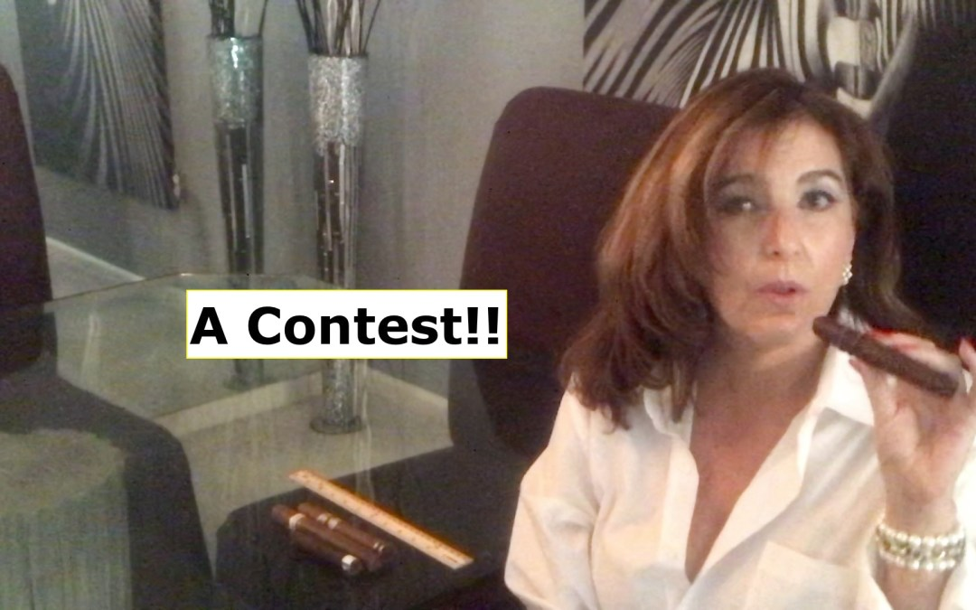 A Contest!!! … Love, Ramona    #TheCigarLady