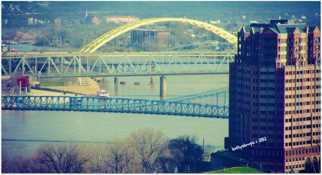 Looking North to Cincinnati