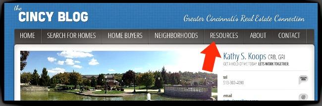 Cincinnati Real Estate Resource