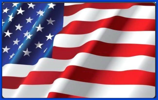 Memorial Day Flag 2013