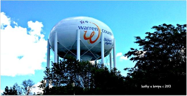 Warren County Water Cooler