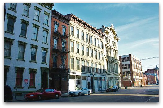 Creative Commons image of Over-the-Rhine by Hannaford