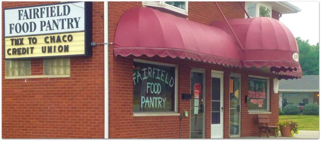 Food Pantry in Fairfield Ohio