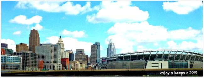 Crossing Into Cincinnati