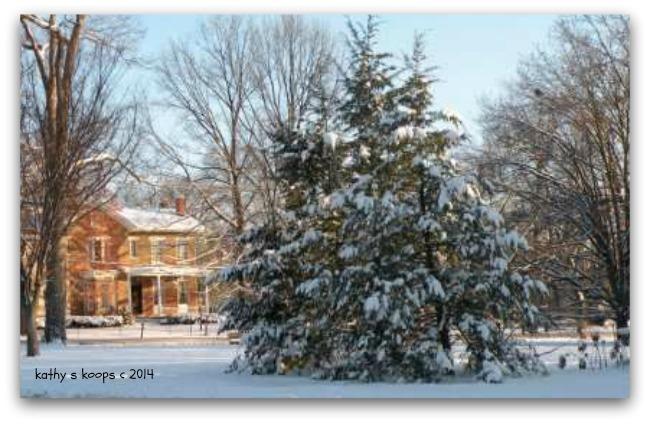 Snowy Cincinnati and Home Sales