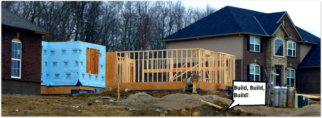 New Homes in Liberty Township Ohio
