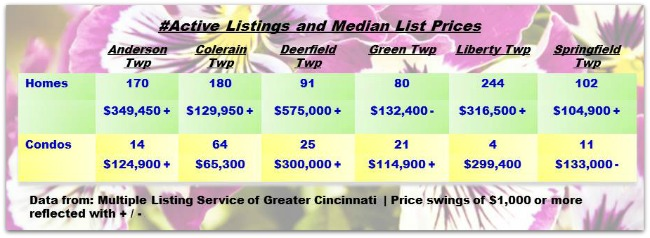 Real Estate in Greater Cincinnati Townships