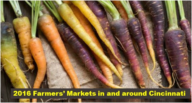 Cincinnati Farmers Markets