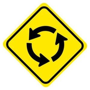 roundabouts in Cincinnati