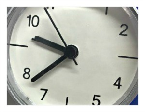 Ticking clock on real estate contracts