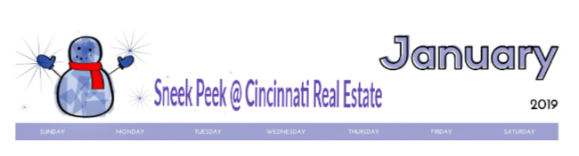 January real estate in cincinnati