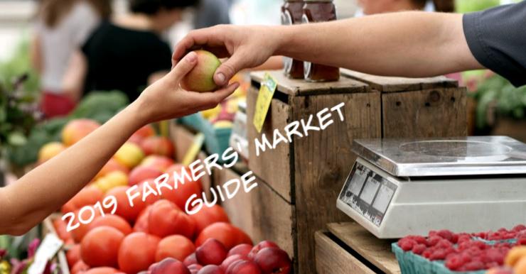 2019 Cincinnati Farmer's Market Guide