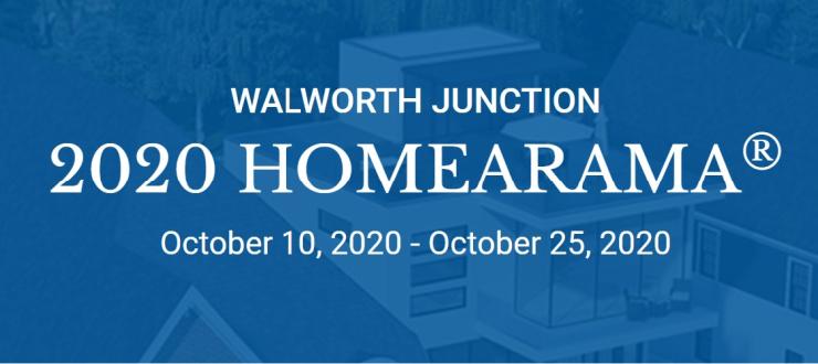 Homarama 2020 logo