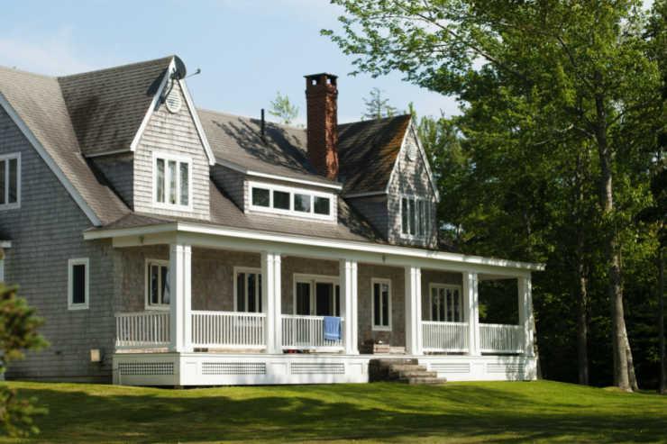 exterior photo of home