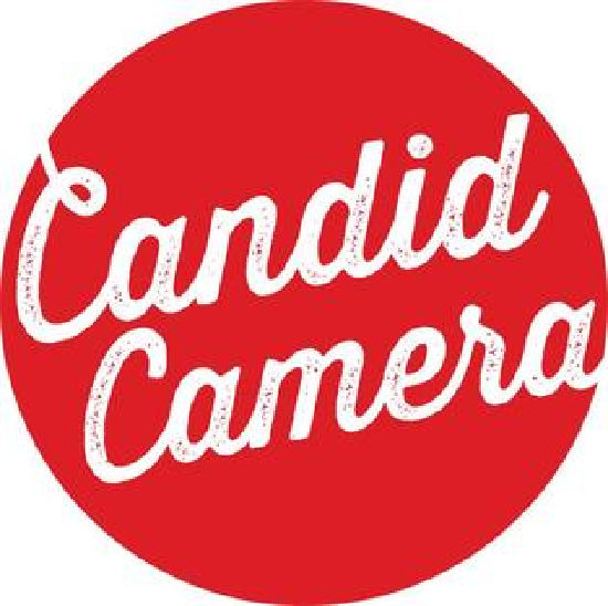 Candid Camera Logo
