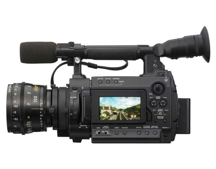 More F3 Lens Options