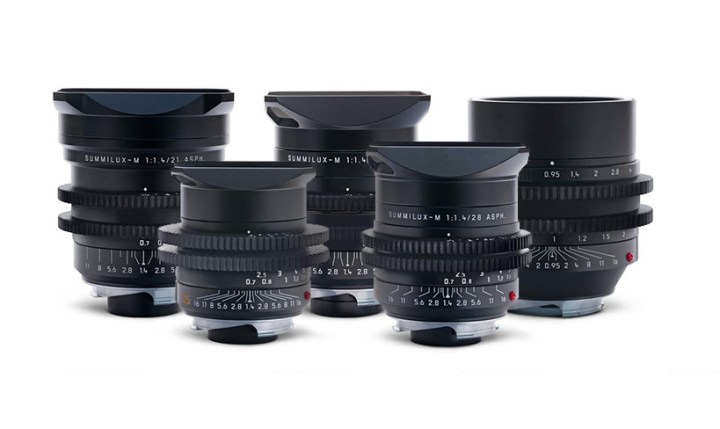 Leica Refocuses With M 0.8 Primes