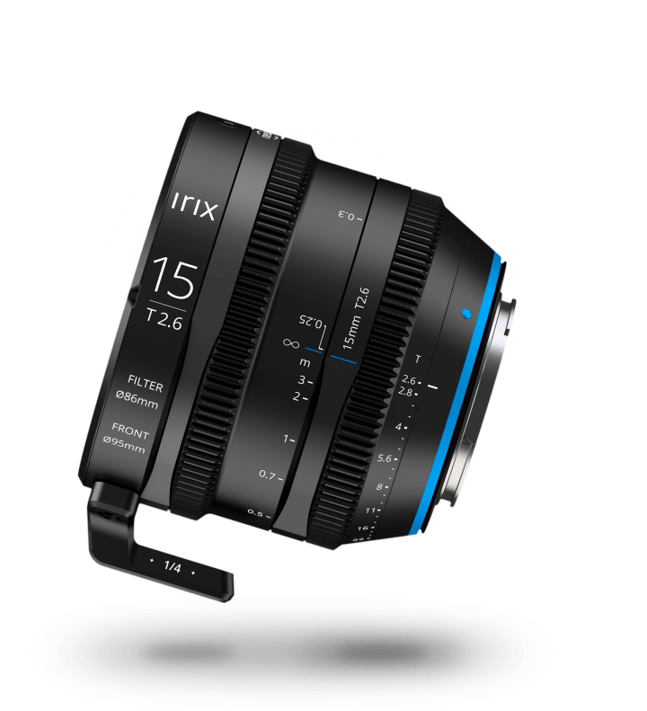 Irix Introduces Cine 15mm T2.6 Ultra-Wide