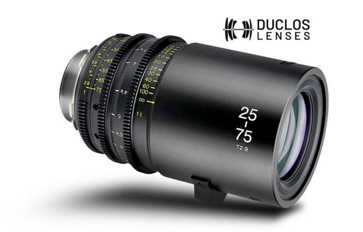 Tokina Unveils New 25-75mm T2.9 Cine Zoom