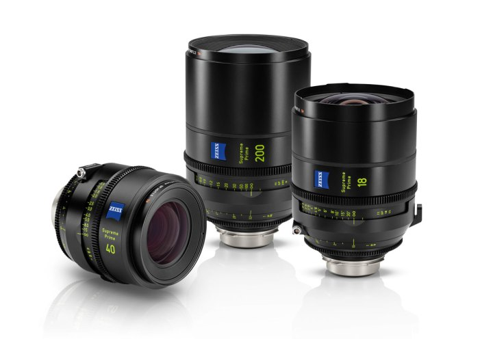 Zeiss Nearly Completes the Supreme Line with 18, 40, and 200mm