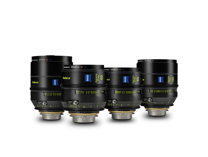 ZEISS Adds Four New SPR Focal Lengths