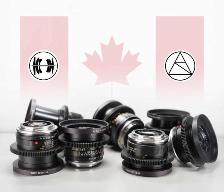 Duclos Lenses and Salmo Cine Bring the Cine-Mod® to Canada