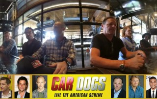 Car Dogs 360 Banner