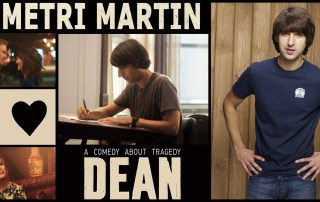 Demetri Martin - Interview Banner