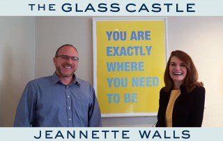 The Glass Castle- Interview Podcast Banner